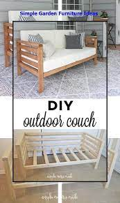 Most Affordable And Simple Garden Furniture Ideas In 2020 Diy Furniture Plans Easy Furniture Plans Diy Furniture Plans Wood Projects