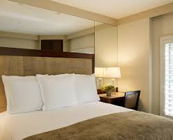 2 bedroom suite. two full bedroom suites, each with private bath and entertainment center 2 suite
