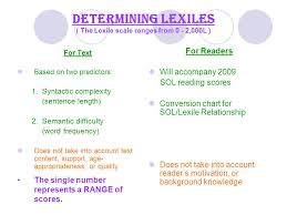 lexile score chart the lexile framework for reading why the lexile governor