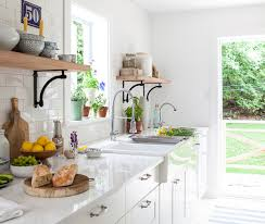 white country cottage kitchen. French Country Kitchen White Cottage A