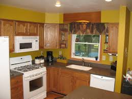 Yellow Paint For Kitchen Walls Download Yellow Kitchen Walls Monstermathclubcom
