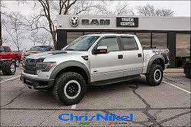 Trucks with Best Mpg Used 2014 ford F 150 Svt Raptor Retail Ly for ...