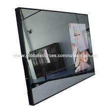 mirror tv. china 32 inch factory directly selling magic mirror tv, waterproof tv tv
