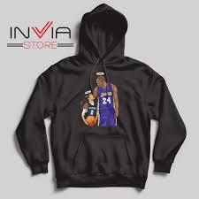 Kobe Bryant and Gigi Bryant NBA Hoodie ...