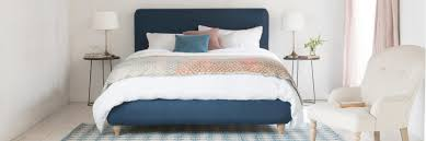 upholstered bed frame. Beautiful Handmade British Upholstered Beds Bed Frame E