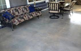 stained concrete patio gray. Image Of: Staining Concrete Patio Do It Yourself Stained Gray
