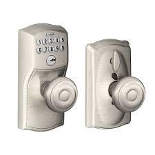 Door knob schlage   Door Locks and Knobs