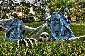 Outdoor Halloween Props Serious Scary Halloween Outdoor Props