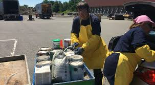Philly Hazardous Waste Collection Draws Hundreds To Northeast Kyw