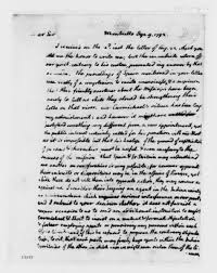 thomas jefferson essay thomas jefferson legal commonplace book  thomas jefferson to george washington library thomas jefferson to george washington 9 1792 library of congress