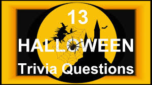 Halloween Trivia Questions Answers Fun Facts 2019