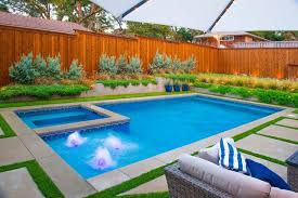 Backyard Design With Pool Custom Design