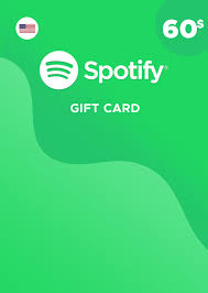 Spotify gift card 10 USD key. Buy at a cheaper price!