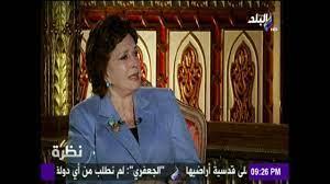 جيهان السادات تحكي قصة حبها للسادات: كان يحتفل بعيد ميلادي بتورتة عليها  «خريطة مصر»