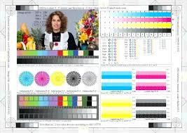 Color Printer Test Page Pdf Detail Contrast Color Hp Color Printer