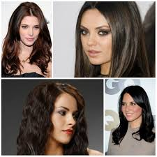 Dark Hair Style brunette hair color haircuts and hairstyles for 2017 hair colors 6394 by wearticles.com
