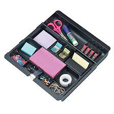 office drawer organizers. 3M Desk Drawer Organizer Black By Office Depot \u0026 OfficeMax Photo Details - These Image We Organizers A