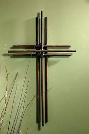 galvanized metal cross wall decor wooden cross wall decor awesome turquoise