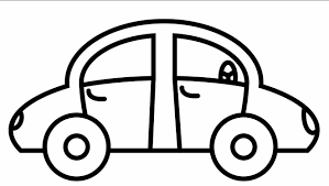Small Picture Car Coloring Pages Easy Coloring Pages