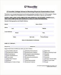 7+ Nursing Assessment Form Samples - Free Sample, Example, Format ...