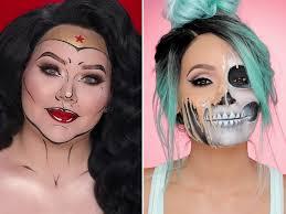 7 Halloween Makeup Tutorials On YouTube You Wonu0027t Believe