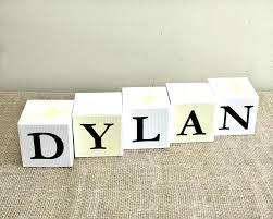 large letter blocks wood diy large alphabet blocks decoration large letter blocks