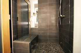 modern shower remodel. Perfect Modern Modern Condo Bathroom Remodel In Portland Throughout Shower Remodel E
