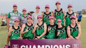 Green machine powers to Queensland Championship Depth on show   Queensland  Times