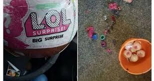 Mum's <b>brutal</b> review of LOL Surprise <b>toy</b> goes viral on Facebook ...