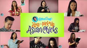 How to pick up asian chicks