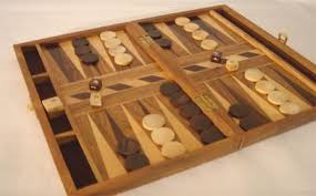 Wooden Game Pieces Bulk Backgammon Game SetRectangular Backgammon SetBackgammon Game 32