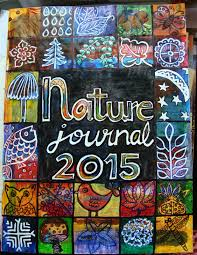 Creative Title Page Creative Rumblings Nature Journal Cover Page