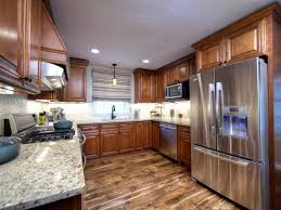 Hardwood Floors In The Kitchen Best Type Of Flooring For Kitchen All About Flooring Designs