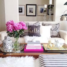 how to decorate a coffee table decorating square for with candles