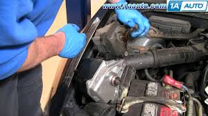 honda accord distributor wiring diagram  how to install replace engine distributor honda accord 2 3l 98 02 on 1995 honda accord
