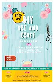 DIY Art and Craft at Hauz Khas, Delhi - Events High