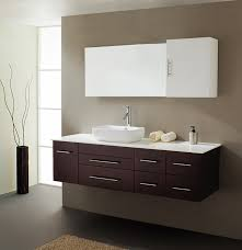 wall mounted vanity cabinet