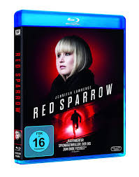 Red Sparrow [Blu-ray]: Amazon.de: Lawrence, Jennifer, Edgerton, Joel,  Schoenarts, Matthias, Irons, Jeremy, Parker, Mary-Louise, Rampling,  Charlotte, Lawrence, Francis, Lawrence, Jennifer, Edgerton, Joel: DVD & Blu- ray