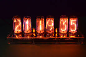 ... Second Slide Nixie Tube Clock Radio: Excellent Nixie Tube Clock For  Home ...