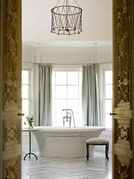 bathroomextraordinary vaulted ceiling lighting nancy. 12 Gorgeous Freestanding Bathtubs To Soak Away The Stress HGTVu0027s Decorating U0026 Design Blog HGTV Bathroomextraordinary Vaulted Ceiling Lighting Nancy