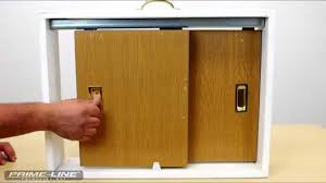 Backyards : How Install Fold Closet Door Youtube Installing ...