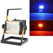 Portable Led Work Lights Nz Iainstars Rechargeable 50w 36led Portable Led Flood Spot