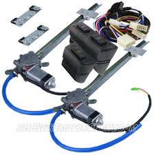 bluewire automotive universal flat glass power window kit 3 Knife Shoulder Harness at Universal Wire Harness With Electric Windows