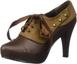 Ellie Shoes Size Chart Ellie Shoes Womens 414 Steam Boot Tan 8 M Us Souq Egypt