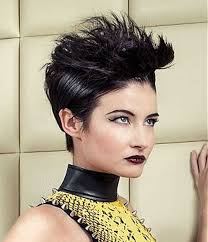 furthermore  together with Cropped Hairstyle Ideas for Black Women   Hair World Magazine together with  as well  additionally  moreover Best 25  Spiky short hair ideas on Pinterest   Short choppy furthermore 72 Short Hairstyles for Black Women with Images  2017 as well New Trendy Short Hairstyles for Women   Short Hairstyles 2016 in addition Best 25  Short gray hairstyles ideas on Pinterest   Short bob besides The 25  best Short spiky hairstyles ideas on Pinterest   Spiky. on very short spiky haircuts for women blac