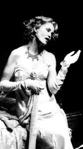 best images about jessica lange blue skies jessica as blanche dubois in a streetcar d desire in 1992 on broadway