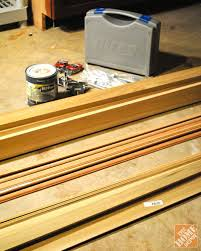 materials needed for diy glass cabinet doors project