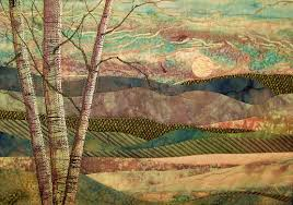 Judy Lilly Art Quilts Landscape & Mountain Landscape Adamdwight.com