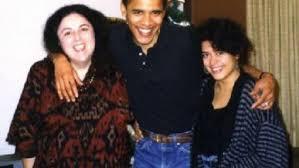 President Obama's sister visits Mercer Island   KOMO