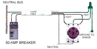 how to wire a 50 amp breaker for an rv amp breaker panel amp plug how to wire a 50 amp breaker for an rv amp receptacle wiring diagram how to